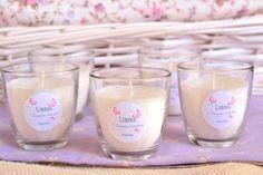 Detalles para invitados velas perfumadas