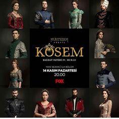 Muhteşem Yüzyıl: Kösem - Bağdat Fatihi IV. Murad 2. Sezon