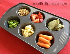 A whole site devoted to muffin tin meals, snacks, and desserts. This is not only fun for kids—I had nachos in a muffin tin the other night and loved it!