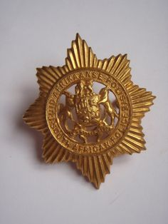 South Africa Police Cap Badge
