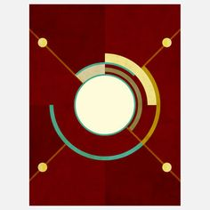 Tony Stark Abstract now featured on Fab.