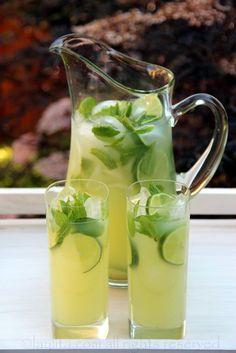 Easy recipe for vodka lemonade