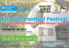 SOS Children's Village Davao celebrates the Children's Month in a 3-day Football Fest... (read more: http://www.sunstar.com.ph/davao/sports/2012/10/29/fil-chi-bee-happy-cop-football-titles-250390)