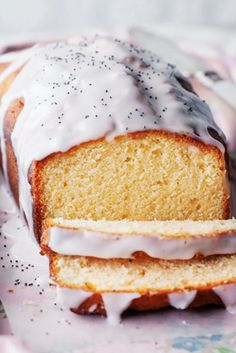 This classic afternoon cake is an all-time favourite and enjoyed with a nice hot cup of tea! | Tesco