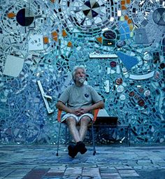 The Daily Telecraft: DIY: How to Mosaic Like Isaiah Zagar