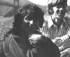 Jim Morrison & Ray Manzarek