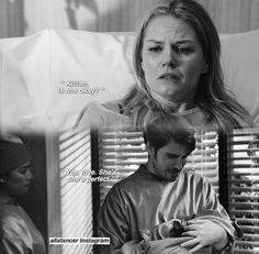 AU Killian and Emma have a baby daughter