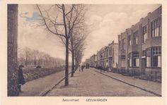 spoorstraat 1930 Historisch Centrum Leeuwarden - Spoorstraat Leeuwarden