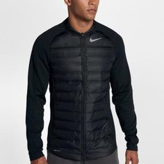on sale 12a23 cc3e7 Nike AeroLoft HyperAdapt Men s Golf Jacket, Nike Men s Golf Jacket, cold  weather golfing,
