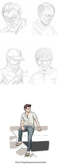 http://blog.ohmynews.com/overkwon/537008 오버권 아이패드 스케치 iPad sketch