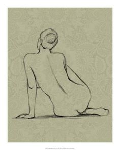 Sophisticated Nude II by emrah79 on Etsy