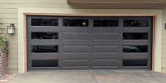 garage doors with side windows by garage doors 4 less. Garage Door Springs, Garage Doors, Garage Door Spring Repair, Side Window, Garage Door Opener, Windows, Outdoor Decor, Home Decor, Window