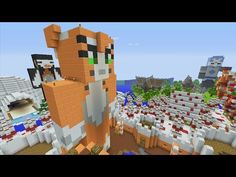 Stampylonghead - Minecraft Xbox One - Egypt Hunger Games - YouTube