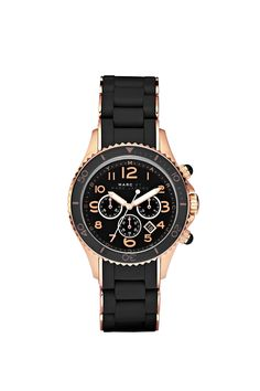 40MM Chronograph Pelly Watch - Marc Jacobs