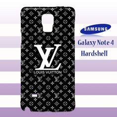 Louis Vuitton Texture Samsung Galaxy Note 4 Case Cover