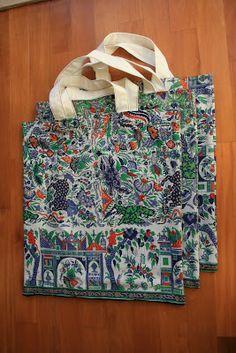 patchwork ... & ... more: morsbag