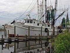 Georgetown Shrimp Boat - Georgetown South Carolina SC