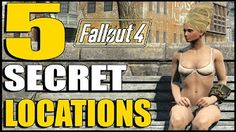Fallout 4: Secret Bank Locations with A lot of Crazy Loot! (Fallout 4 Secrets)…