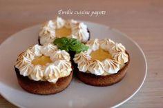 Tarte au pulco meringué | Emilie cuisine et papote !
