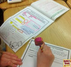 Shows how a set of success criteria and color coding of solutions helps students build better constructed responses for problem-solving and communicating in math.