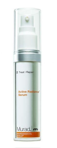 Active radiance serum, repair restore and protect the skin #DrMurad #skincare