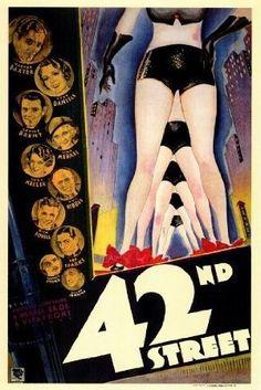 Movies 42nd Street - 1933