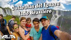 Cataratas del Iguazu del lado Brasilero - Argentina y Brasil #3