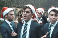 The Internet Has Completely Fallen For Oxford University's Male A Cappella Group