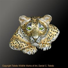 088c4c241 Cheetah Pendant