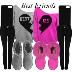 Chey and I should get this. I call pink :)