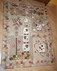 cute quilt! Zulu & Co