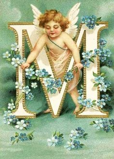 Vintage postcard. Tinkerbell. Discussion on LiveInternet - Russian Service Online Diaries