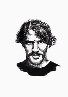 Sergio Peris Mencheta. Dibujo hecho con tableta digital.