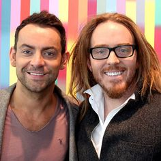 Ben Forster (Jesus) and Tim Minchin (Judas) came in to talk about the Jesus Christ Superstar Arena show opening in #perth #nofilter #abcperth by ABC Perth Online, via Flickr