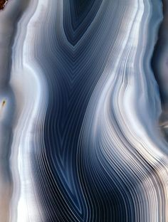 Agate Photograph - Concentric Banding In Agate by Dirk Wiersma