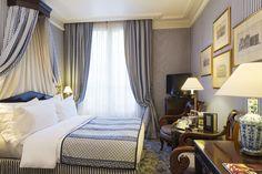 Hotel Le Dokhan's, Paris - décoré par Frédéric Méniche