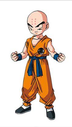 Krillin : Dragon Ball Z Revival Of F
