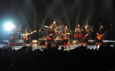 Formed in 2002, The Chillis have fast become a global phenomenon, taking their signature 'Bagrock' sound to the masses and rocking far-flung shores from New York to Beijing and everywhere in between with their unique fusion of rocked up Bagpipes and clever covers of popular songs from all genres! (cited from their homepage)