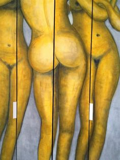 Marcos Schmalz - Obra - Nude grego