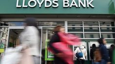 Lloyds hit by record £117m fine over PPI handling