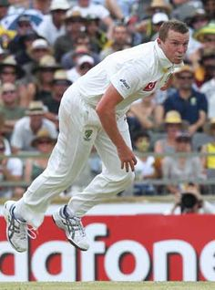 Peter Siddle has flown home from Australia's tour of the West Indies and  James Pattinson will follow him at the conclusion of the second Test in  Trinidad after both were ruled out of the third Test, due to begin in  Dominica on Monday.
