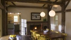 Hudson Valley Farmhouse by James Dixon, Remodelista