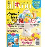 All You Coupons March 2013