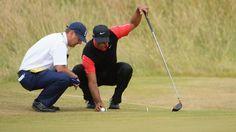 타이거 우즈가 무엇을 하는 장면일까? - The R - Official Website of The R - Golf's governing body