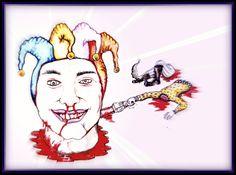 Self Mutilation and Self Murder and Self Portrait by MushroomBrain.deviantart.com on @deviantART