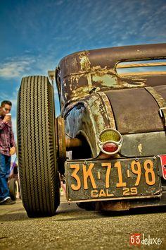 pictures of rat rod trucks Rat Rods, Muscle Cars, Classic Hot Rod, Mini Trucks, Import Cars, Automotive Art, Us Cars, Diesel Trucks, Oil And Gas