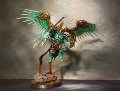 Age of Sigmar | Stormacast Eternals | Prosecutors with javelins/trident…