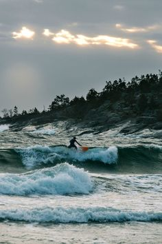Nordic winter surf, Sweden - BLOG — Jeanette Seflin