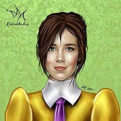 Marjorie Estiano como Jane   Higgo Cabral é um ilustrador brasileiro que tem feito sucesso. Ele transforma princesas da Disney em celebridades brasileiras.