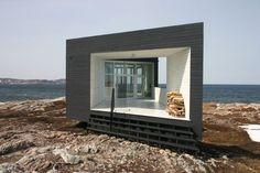 Fogo island inn. Newfoundland